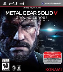 "Playstation 3 Video Game Review ""Metal Gear Solid V: Ground Heroes"""