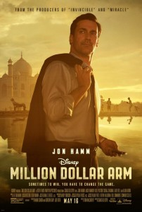 "Film Review ""Million Dollar Arm"""