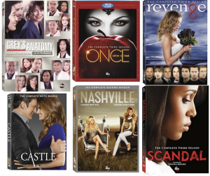 Find out when your favorite ABC shows are headed to DVD this Fall