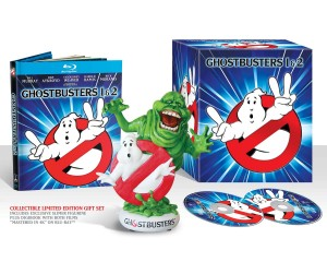 "Sony Pictures Entertainment Celebrates ""Ghostbusters"" Milestone Anniversary with Theatrical Re-release and All-New Special Edition Blu-ray Anniversary Editions"