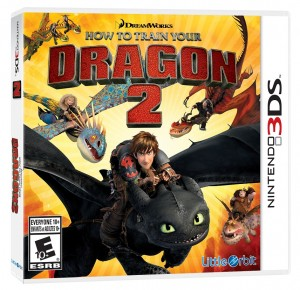 "Little Orbit's ""How to Train Your Dragon 2"" Video Game Soars Into Stores Today"