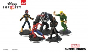 Marvel's Spider-Man Play Set Swings Into Disney Infinity: Marvel Super Heroes