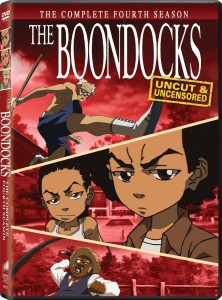 "DVD Review ""The Boondocks: The Complete Fourth Season (Uncut & Uncensored)"""