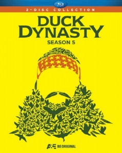 "Win a Blu-ray for A&E's ""Duck Dynasty: Season 5"""