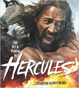 "Book Review ""The Art and Making of Hercules"""