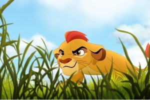 "Disney Begins Production on ""The Lion Guard,"" an Animated Disney Junior TV Movie and Series Inspired by ""The Lion King"""