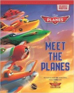 "Book Review ""Disney's Planes: Meet the Planes"""