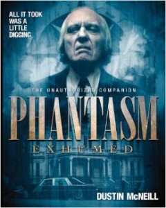 "Book Review ""Phantasm Exhumed: The Unauthorized Companion"""