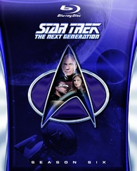 "Blu-ray Review ""Star Trek: The Next Generation, Season 6"""