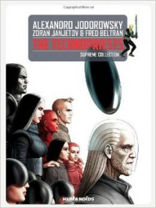"Graphic Novel Review ""The Technopriests: Supreme Collection"""