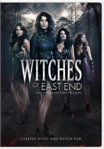 "DVD Review ""Witches of East End: The Complete First Season"""