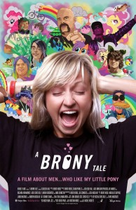 "Ashleigh Ball talks about film ""A Brony Tale"" and her role in ""My Little Pony: Friendship Is Magic"""