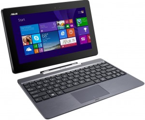 "Product Review ""Asus Transformer Book T100"""