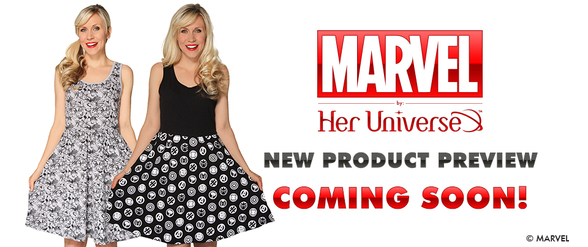 Ashley Eckstein talks about new Marvel and Transformers lines for Her Universe