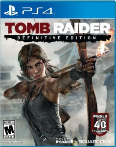 "Playstation 4 Video Game Review ""Tomb Raider: Definitive Edition"""