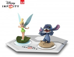 "Bring on the Magical Mischief – Stitch and Tinker Bell Join ""Disney Infinity (2.0 Edition)"""
