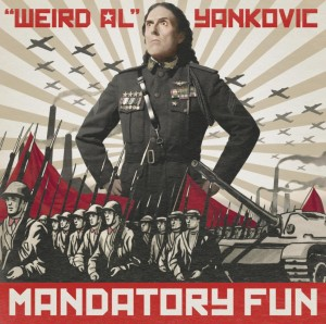"CD Review: ""Weird Al"" Yankovic ""Mandatory Fun"""