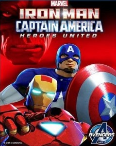 "Digital Film Review ""Marvel's Iron Man & Captain America: Heroes United"""