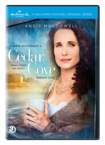 "Win a DVD of Hallmark's ""Debbie Macomber's Cedar Cove: Season 1"" [ENDED]"