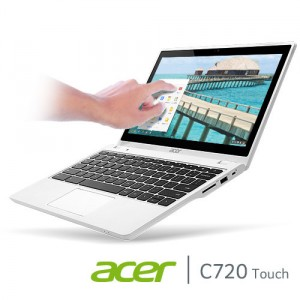 "Product Review ""Acer C720P Chromebook"""