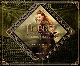 "Book Review ""The Hobbit: The Desolation of Smaug Chronicles: Cloaks & Daggers"""