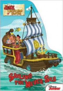 "Book Review ""Jake and the Never Land Pirates: Sailing the Never Sea"""