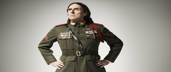 """Weird Al"" Yankovic chats about his latest album ""Mandatory Fun"""