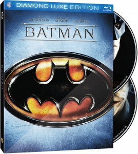 """Batman"" 25th Anniversary Edition Debuts November 11 in New Diamond Luxe Packaging"