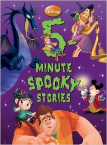 "Book Review ""Disney 5-Minute Spooky Stories"""