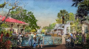 New Shopping Dining for Summer 2014 at Downtown Disney as Progress Continues on Disney Springs