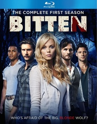 "Blu-ray Review ""Bitten: The Complete First Season"""