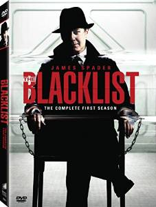 "DVD Review ""The Blacklist: The Complete First Season"""