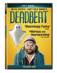"Enter to Win a DVD of Hulu's Original Series ""Deadbeat: Season One"" [ENDED]"