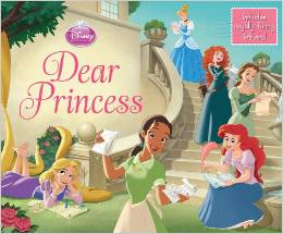 "Book Review ""Disney Princess: Dear Princess"""
