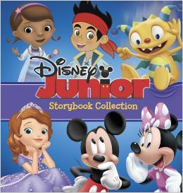 "Book Review ""Disney Junior Storybook Collection"""