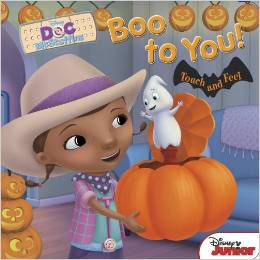 "Book Review ""Doc McStuffins Boo to You!"""
