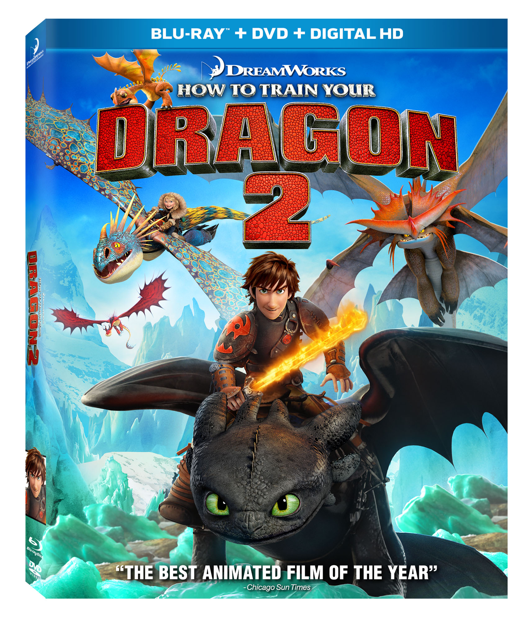 How To Train Your Dragon 2 Arrives On Digital HD Oct 21 And Blu Ray Amp DVD Nov 11
