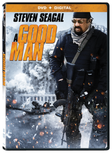 "Enter to Win a DVD of Steven Seagal's ""A Good Man"" [ENDED]"