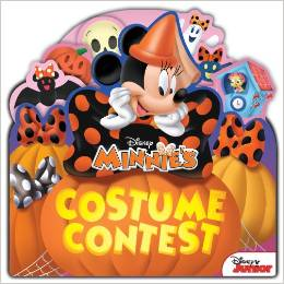 "Book Review ""Disney's Minnie: Minnie's Costume Contest"""