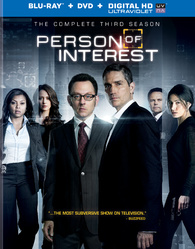 "Blu-ray Review ""Person of Interest: The Complete Third Season"""