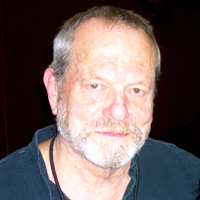"Terry Gilliam and Lucas Hedges Work Out ""The Zero Theorem"""