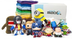 "Product Review ""Nerd Block – September 2014"""