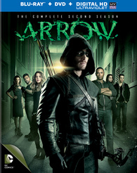 "Blu-ray Review ""Arrow: The Complete Second Season"""