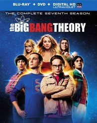 "Blu-ray Review ""The Big Bang Theory: The Complete Seventh Season"""
