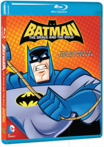 "Blu-ray Review ""Batman: Brave and the Bold: The Complete Second Season"""