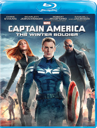 "Blu-ray Review ""Marvel's Captain America: The Winter Soldier"""