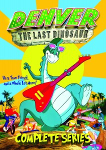 "Win a DVD of ""Denver The Last Dinosaur: Complete Series"" [ENDED]"
