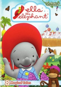 "DVD Review ""Ella the Elephant Season 1 Volume 1: The Magic of Friendship"""