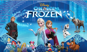 "Event Review ""Disney On Ice Presents: Frozen"""