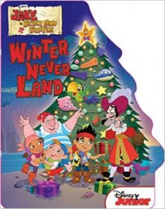 "Book Review ""Jake and the Never Land Pirates: Winter Never Land"""